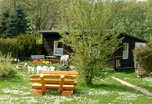 Altes Forsthaus, Ostseebad Nienhagen, Bungalow