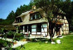 Altes Forsthaus Ferienanlage,  Ostseebad Nienhagen Fachwerkreethaus